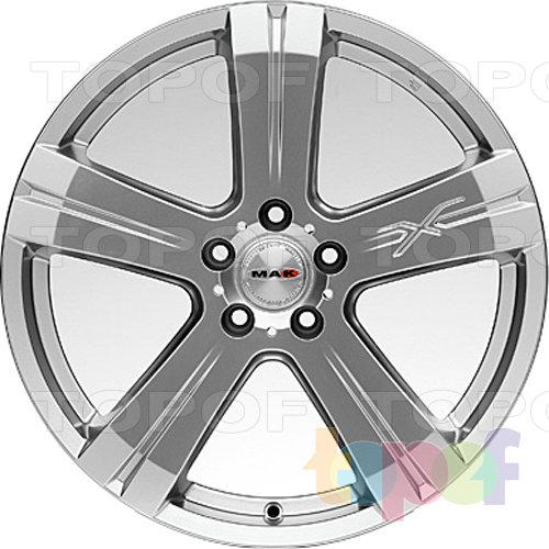 Колесные диски Mak X-Treme. Изображение модели #3