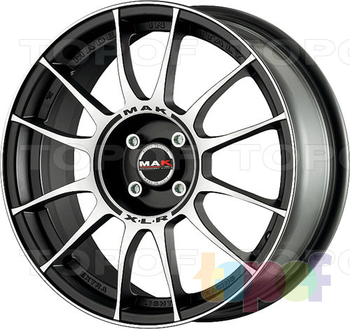 Колесные диски Mak XLR
