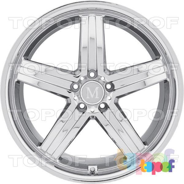Колесные диски Mandrus Mannheim. Изображение модели #4