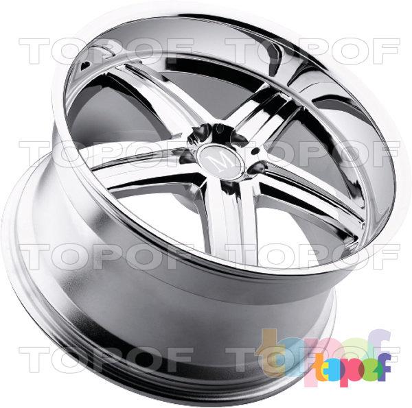 Колесные диски Mandrus Mannheim. Изображение модели #6