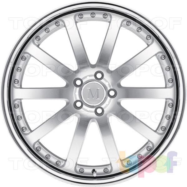 Колесные диски Mandrus Velo. Насыщенный серебряный