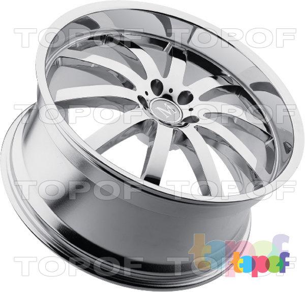 Колесные диски Mandrus Wilhelm. Изображение модели #2