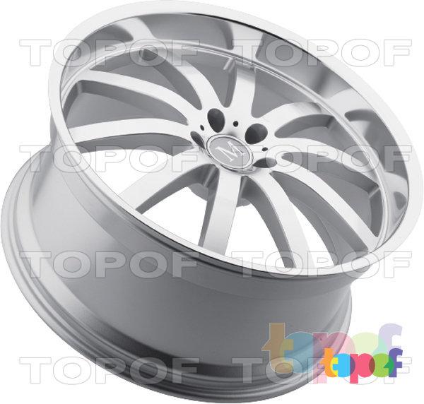 Колесные диски Mandrus Wilhelm. Изображение модели #3
