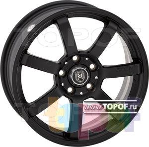 Колесные диски Marcello MR02. Изображение модели #1