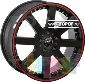Колесные диски Marcello MR06. Изображение модели #1