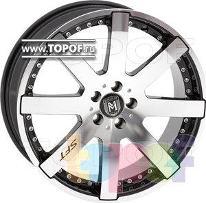Колесные диски Marcello MR06. Изображение модели #2