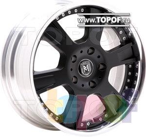 Колесные диски Marcello MT08. Изображение модели #1