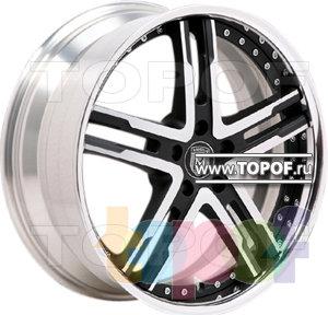 Колесные диски Marcello MT09. Изображение модели #2