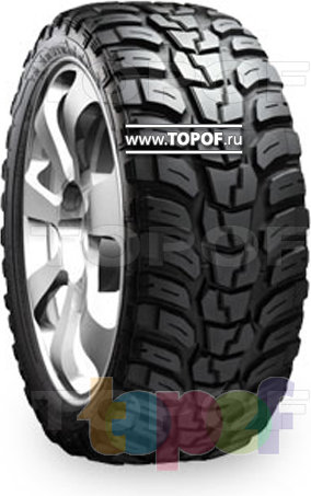 Шины Marshal Road Venture MT KL71. Изображение модели #1