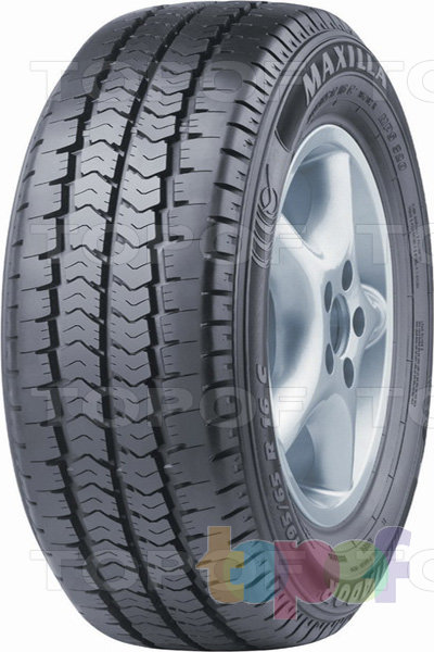 Шины Matador MPS320 Maxilla. Дорожная шина для легкогрузового и коммерческого транспорта