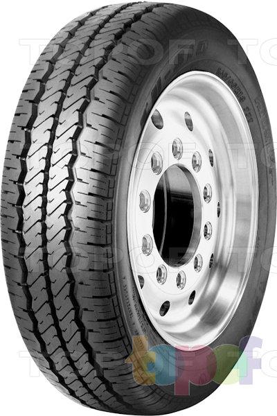 Шины Maxtrek SU810. Дорожная шина для легкогрузового автомобиля