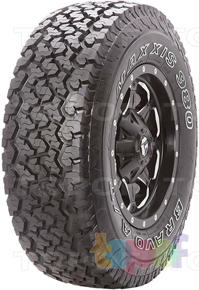 Шины Maxxis AT980