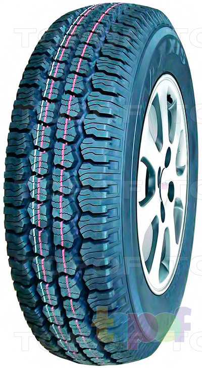 Шины Maxxis MA-LAS. Фрикционная шина для легкогрузового автомобиля