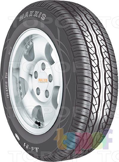 Шины Maxxis MA-P1. Дорожная шина для легкового автомобиля