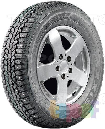 Шины Maxxis MA-SUW Presa Spike SUV. Шипуемая шина для внедорожника
