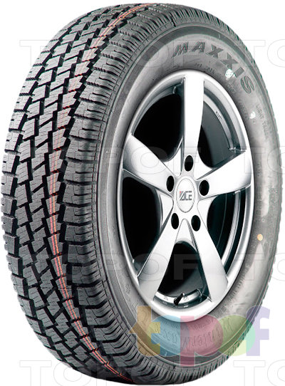 Шины Maxxis MA-W2 WinterMaxx. Фрикционная шина для легкогрузового автомобиля
