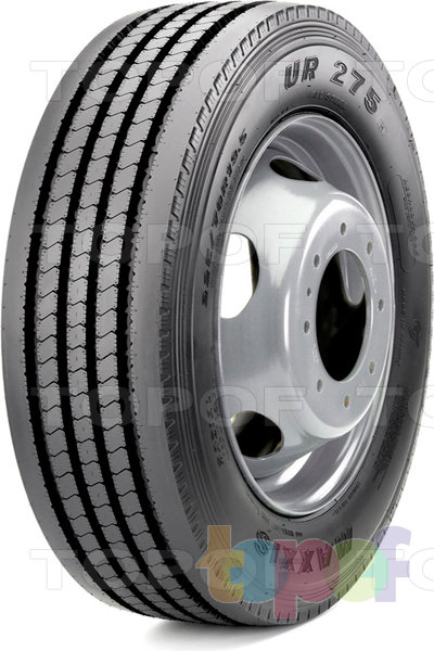 Шины Maxxis UR275. Дорожная шина для грузового автомобиля