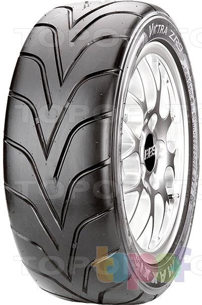 Шины Maxxis Victra ZR9. Летние шины с направленным рисунком