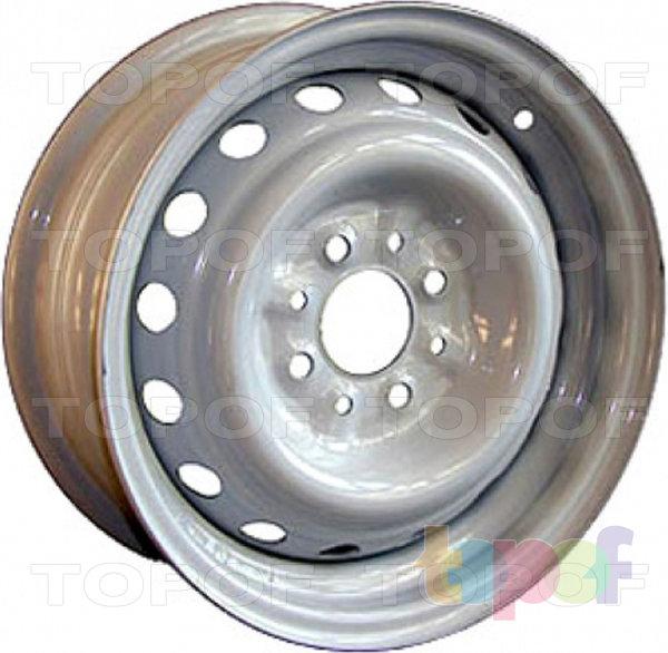 Колесные диски Mefro 574102. Изображение модели #1
