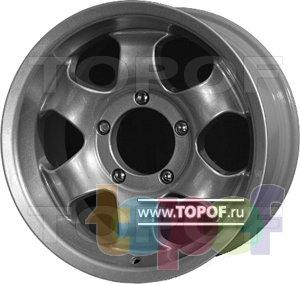 Колесные диски Мегалюм Джин УАЗ. Изображение модели #1