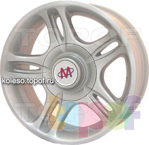Колесные диски Мегалюм Лоцман. Изображение модели #1