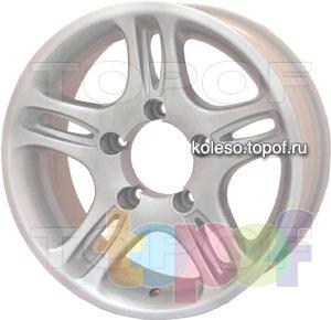 Колесные диски Мегалюм Лоцман. Изображение модели #2