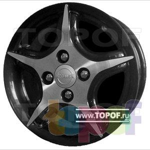 Колесные диски Мегалюм Сокол. Изображение модели #1