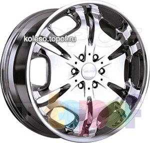 Колесные диски MHT Motosport Salon. Изображение модели #1