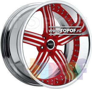 Колесные диски MHT Annex. Изображение модели #1