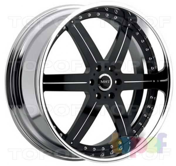 Колесные диски MHT LLC 6. Изображение модели #1