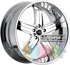 Колесные диски MHT Mantra. Изображение модели #1