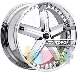 Колесные диски MHT Montage 5. Изображение модели #1