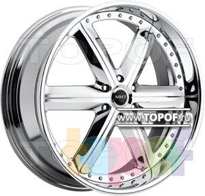 Колесные диски MHT Montage 6. Изображение модели #1