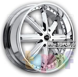 Колесные диски MHT Montage 8. Изображение модели #1
