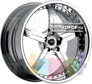 Колесные диски MHT Shifler. Изображение модели #1