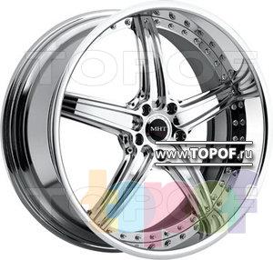 Колесные диски MHT Sprint. Изображение модели #1
