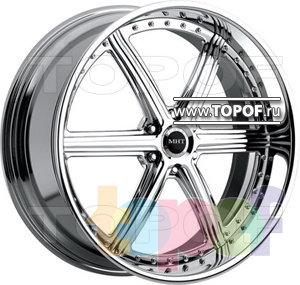 Колесные диски MHT Stiletto 6. Изображение модели #1