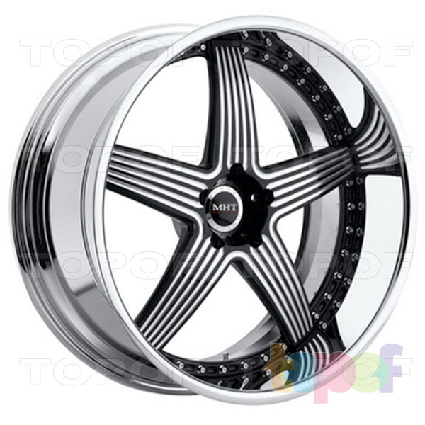Колесные диски MHT Torrent. Изображение модели #1