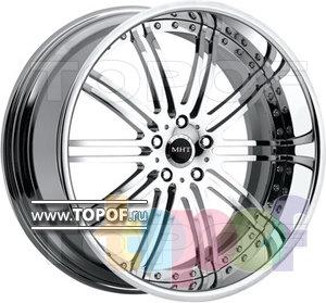 Колесные диски MHT Vendetta. Изображение модели #1