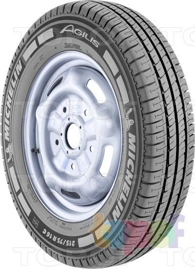 Шины Michelin Agilis +. Изображение модели #3
