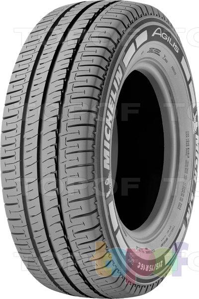 Шины Michelin Agilis +. Изображение модели #4