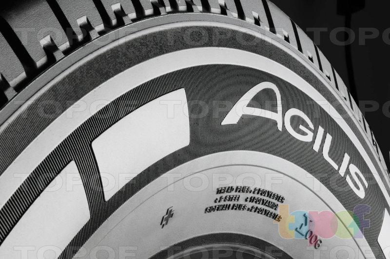 Шины Michelin Agilis +. Изображение модели #6