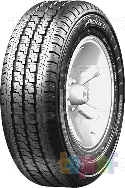 Шины Michelin Agilis 61. Дорожная шина для минивэна