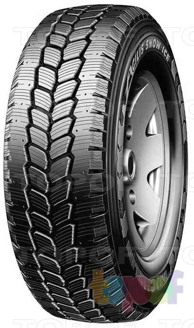 Шины Michelin Agilis Snow Ice 81