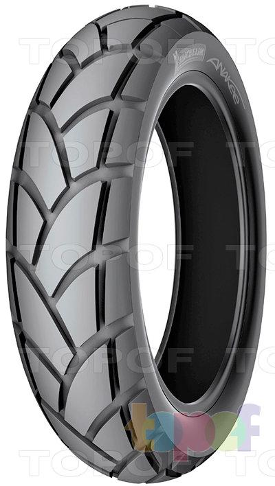 Шины Michelin Anakee. Спортивная шина для мотоцикла