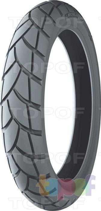Шины Michelin Anakee 2. Передние шины