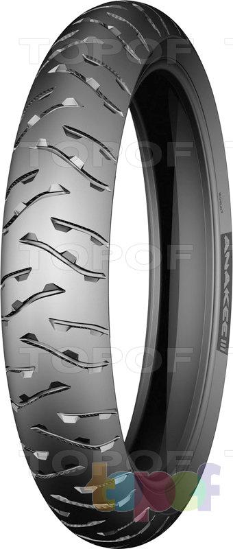 Шины Michelin Anakee 3. Переднее колесо