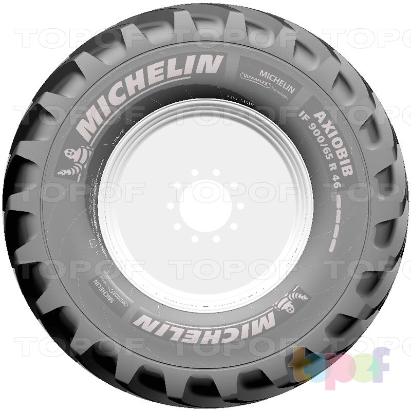 Шины Michelin AxioBib IF. AxioBib IF900/65R46