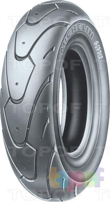 Шины Michelin Bopper. Дорожные шины для скутера