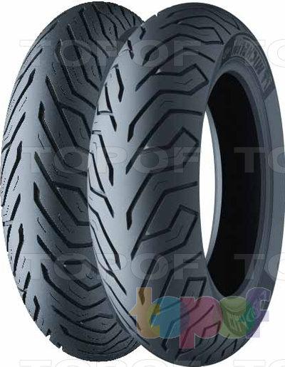 Шины Michelin City Grip. Летние шины для скутера
